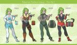 Pokemon Fashion with Ena - Volume 1 by wandering-kotka