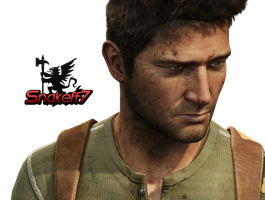Nathan Drake - Render 6 by snakeff7
