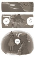 Snufkin comic pg2 by xXHikaXx