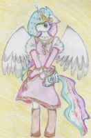 Princess Zelestia Skyloft by BiaApplePie