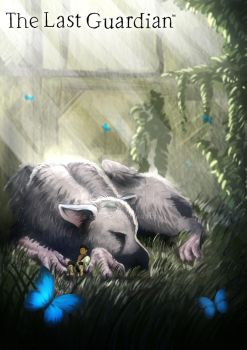 The Last Guardian by busik