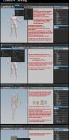 MD2 and DAZ Studio: Arranging and Sewing Pattern by dylazuna