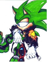 scourge:wats this on my f......boot CL by trunks24