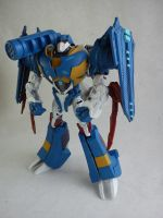 Soundwave Prime Robot Mode by TrueError