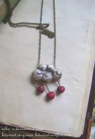 Rains of Love necklace by Nika-N