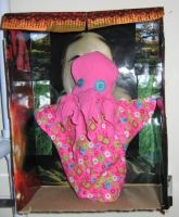 Miss Cthulhu by puppetry
