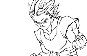 Son Goku DBUC by darkhawk5