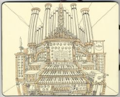 Organ by MattiasA