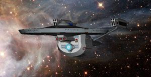 Federation Battlecruiser 2 by falcon01