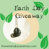 Earth Day Giveaway by FlowerLandBySaraMax