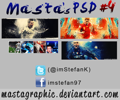 Masta's Psd Pack VOL.4 by MastaGraphic