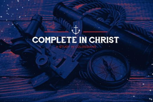 Complete in Christ by Emberblue