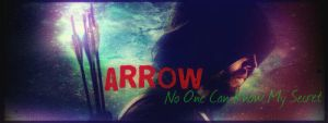 Arrow. No One Can Know My Secret by BleachOD