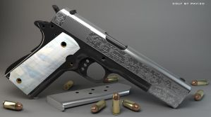 Colt 1911 Custom by jimficker