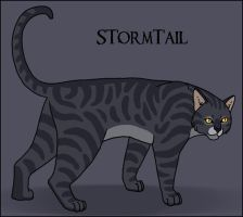 Stormtail by kitendawili