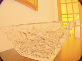 Crystal Bowl HDR by thefusa