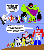 30 years of Transformers Generation 1 by Trey-Vore