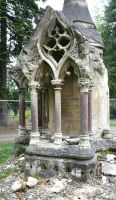 Stock - Brookwood Cemetery 58 by GothicBohemianStock