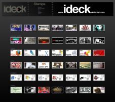 42Stamps by ideck