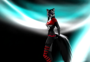 second life wolf by aztchb968