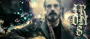 Jeremy Irons by Silphes