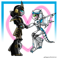 Chibi C - Moonrise and Prowl by YukiMiyasawa