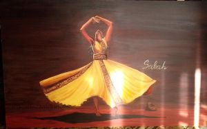 Sufi dance by Robus2