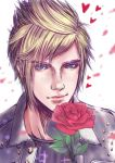 Prompto - Valentine by davidmccartney