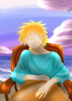 Naruto : The Fighter's rest_v3 by MimiSempai