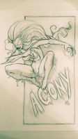 Marvel Comics- Agony by Darboe