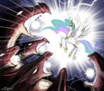By Celestia's Might by johnjoseco