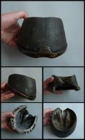 Draft Horse Hoof by CabinetCuriosities