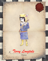Terry Longtale by DSwolf