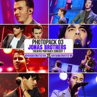 Photopack 03 Jonas Brothers. by whoiamjonaticfan