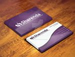 Sharenda Bussiness Card Mockup02 by sweetsandyinsan
