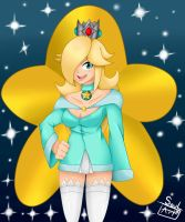 Princess Rosalina by SoulArt45