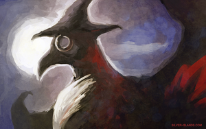 Plague Wallpaper by GlassPanda