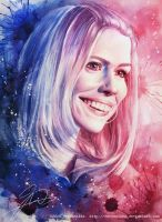 My name's Rose. Rose Tyler. by Veronnikka