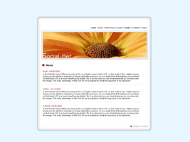 My Homepage by s0cial
