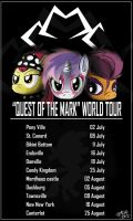 Cutie Mark Crusaders World Tour by Red-bat