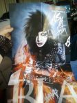 Signed Andy Sixx Poster by pika-chika