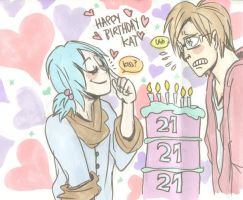 3e-e-o-birthday by Denji-chan