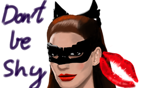 Selina Kyle The Cat woman by WeaponX-Art