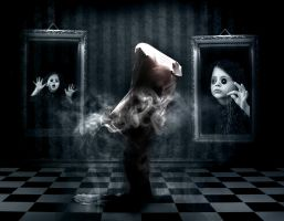 Mirror Haunt by OrphanAgedTales