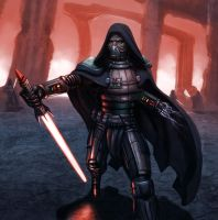 Sith's Attack by ListenerKz