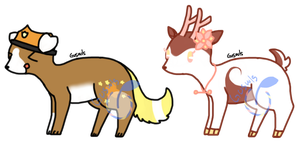 NYP Adoptables by Guswls