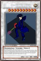 Xero ''Divine Form'' card by OmegaSlaserdude-EXE