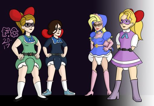 Request: Awesome Baby Girls ( Complete ) by FreakyCorner