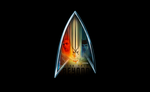 Star Trek: beyond - Logo by elclon