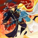 Fire Emblem -At the Red Dawn- by Halouette